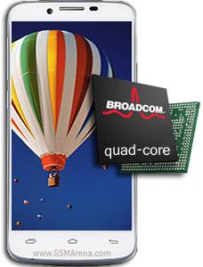 Xolo Q1000 Opus   смартфон на платформе Broadcom