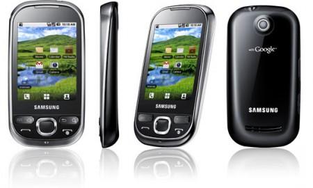 Как сделать аппаратный сброс Android смартфона Samsung GT i5500?